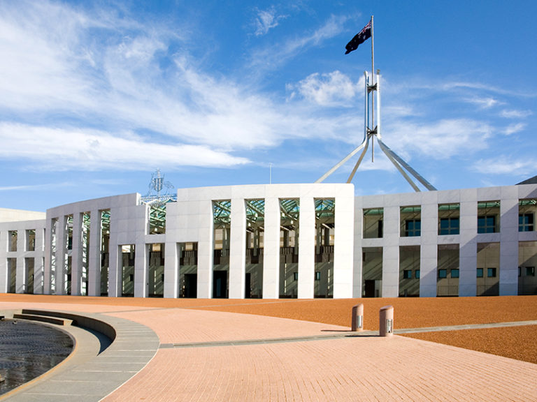 Canberra House Australian Government