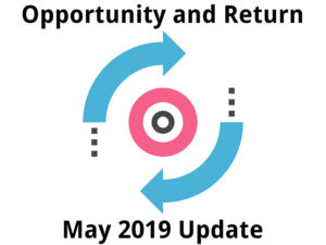 Opportunity and Return Update May 2019