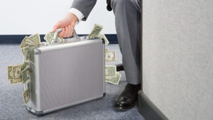 Green Light for Corporate Theft