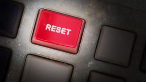 A Chance To Reset In Debt