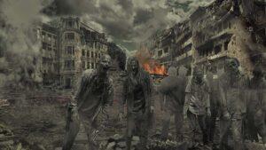 zombie global economy